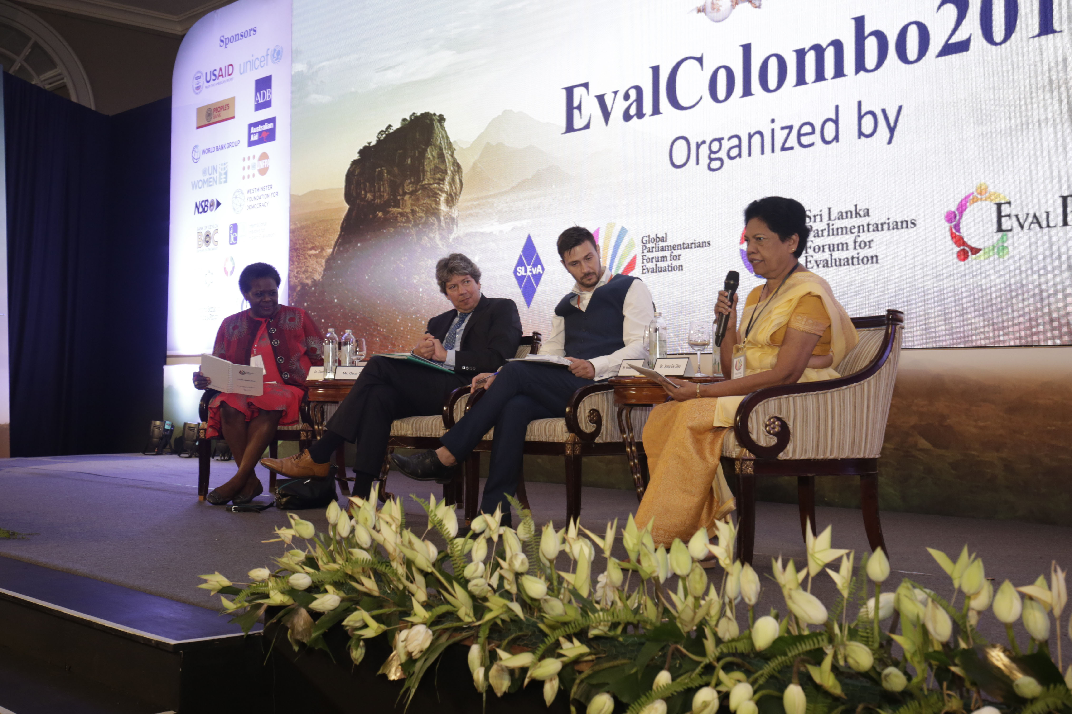 Global Parliaments and the Colombo Declaration